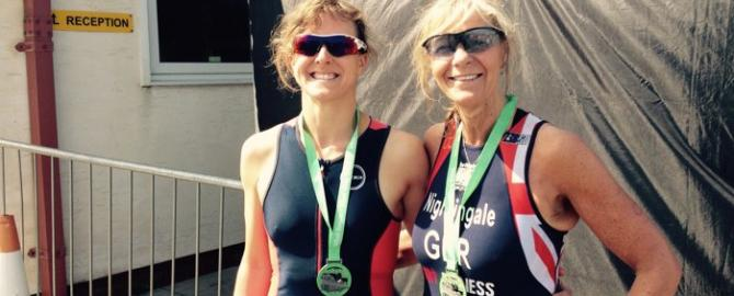 cfcc1885808 Amy   Andrea qualify for Age Group World Triathlon Championships ...